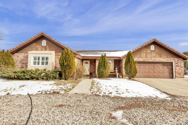 1169 W Coyote Way, Dammeron Valley, UT 84783 (MLS #19-201290) :: The Real Estate Collective