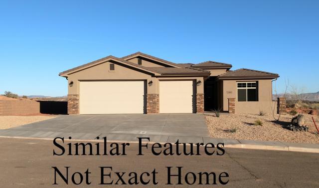 Lot 21 Rimview Drive #21, Washington, UT 84780 (MLS #19-201296) :: Remax First Realty