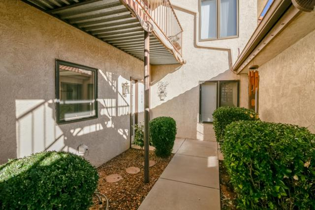 10 N Valley View Dr #114, St George, UT 84770 (MLS #19-201312) :: Remax First Realty