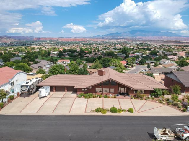 1055 Summit Ridge Dr, St George, UT 84790 (MLS #19-201342) :: The Real Estate Collective