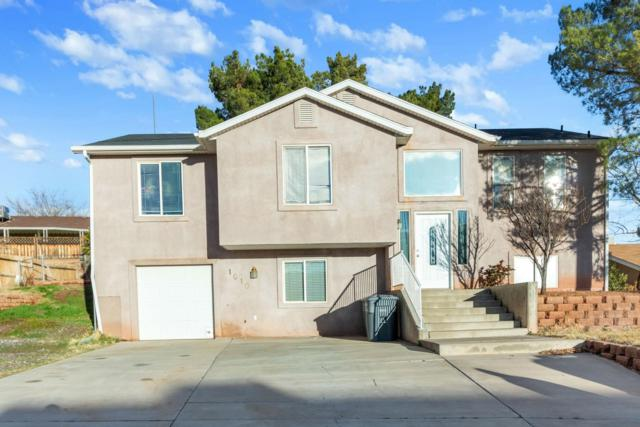 1010 N 2100 W, St George, UT 84770 (MLS #19-201359) :: Remax First Realty