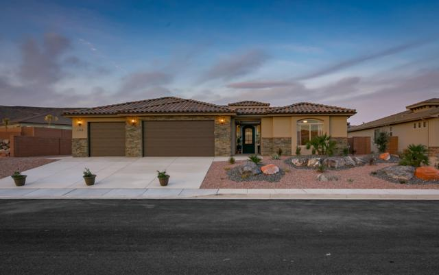 1156 W Gecko Dr, Washington, UT 84780 (MLS #19-201371) :: Diamond Group
