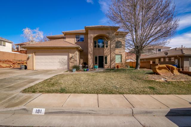 191 S 2060 E, St George, UT 84790 (MLS #19-201376) :: Remax First Realty