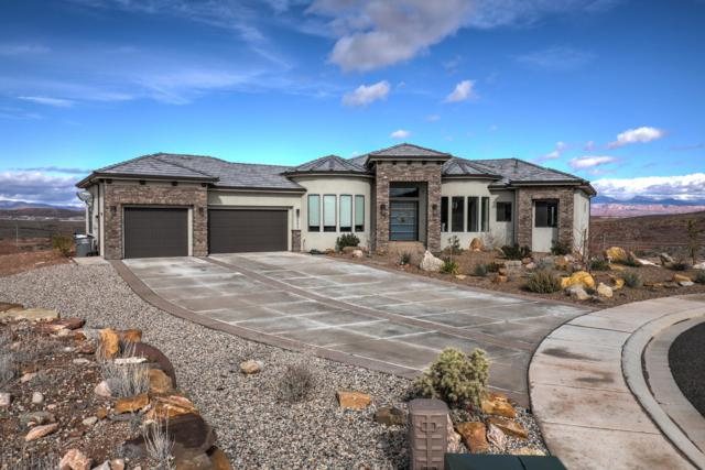 6042 S Prickly Pear Ct, St George, UT 84790 (MLS #19-201437) :: The Real Estate Collective