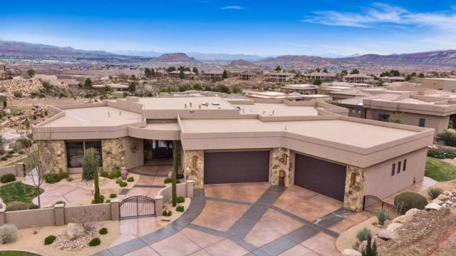 1681 S Quartz Dr, St George, UT 84790 (MLS #19-201467) :: Diamond Group
