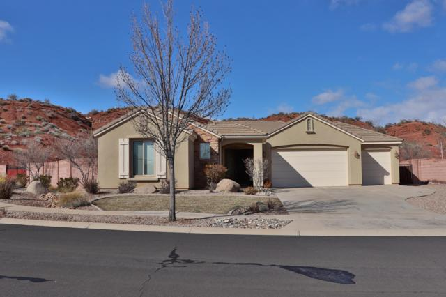 2931 E Autumn Rose Dr, Washington, UT 84780 (MLS #19-201524) :: Diamond Group