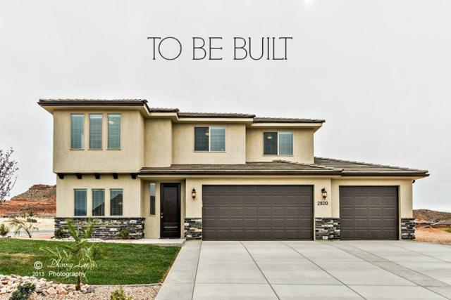 120 Tanoak Dr, St George, UT 84790 (MLS #19-201545) :: The Real Estate Collective