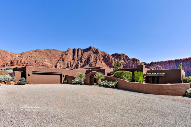 1060 Wintook Dr, Ivins, UT 84738 (MLS #19-201740) :: Remax First Realty