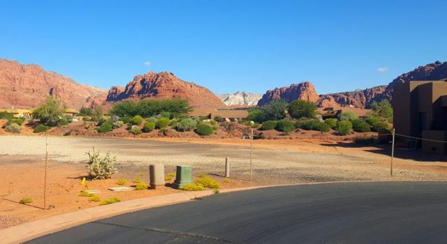 1500 Split Rock Drive Lot 65, Ivins, UT 84738 (MLS #19-201761) :: Remax First Realty