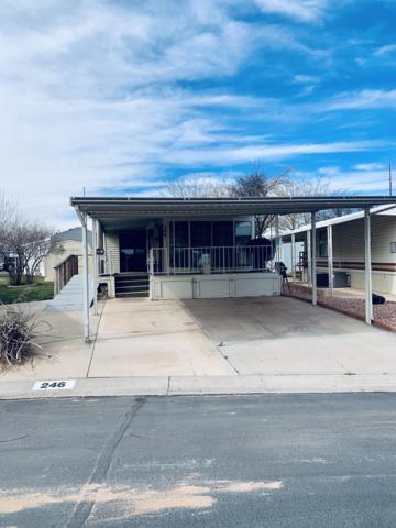 1160 E Telegraph St #246, Washington, UT 84780 (MLS #19-201793) :: The Real Estate Collective