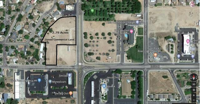 Corner 500 N. State St. St, La Verkin, UT 84745 (MLS #19-201824) :: Diamond Group