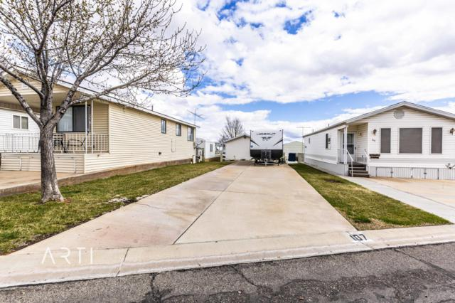 1150 W Red Hills Parkway #107, Washington, UT 84780 (MLS #19-201847) :: Red Stone Realty Team