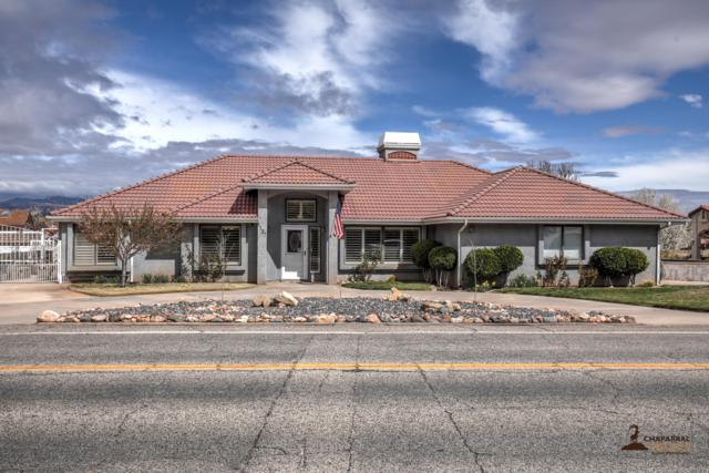1137 Fort Pierce Dr N, St George, UT 84790 (MLS #19-201969) :: Remax First Realty