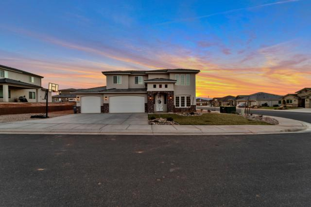 3312 S Marblewood Dr, St George, UT 84790 (MLS #19-202093) :: The Real Estate Collective