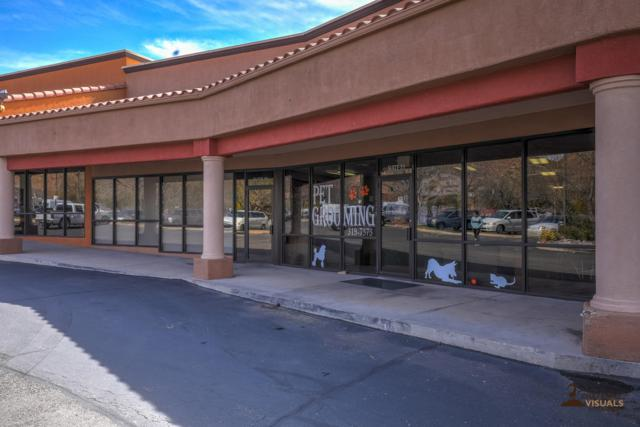 144 W Brigham Rd #20, St George, UT 84790 (MLS #19-202117) :: The Real Estate Collective