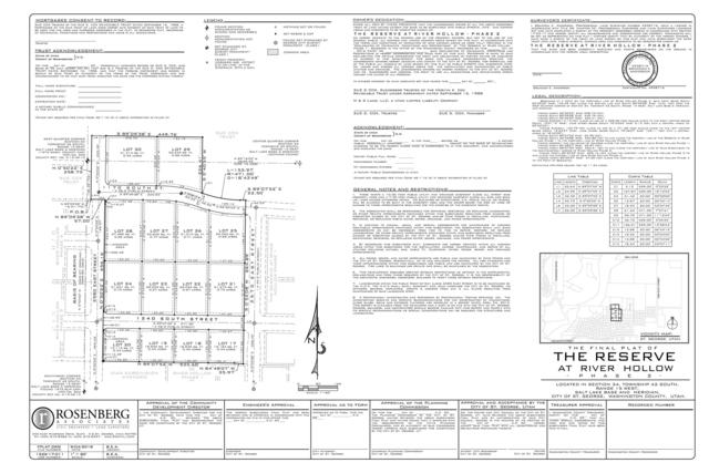 Reserve At River Hollow Lot 26 #26, St George, UT 84790 (MLS #19-202119) :: The Real Estate Collective