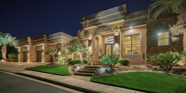 1821 Cliff Point Dr, St George, UT 84790 (MLS #19-202285) :: The Real Estate Collective