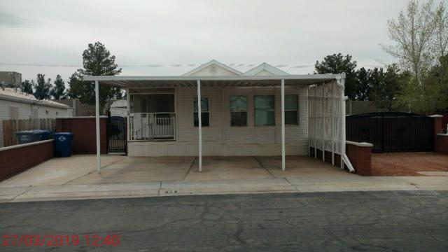 4400 W State #58, Hurricane, UT 84737 (MLS #19-202370) :: Remax First Realty