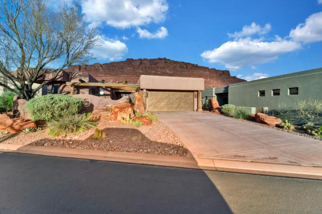 2336 W Entrada Trail #44, St George, UT 84770 (MLS #19-202421) :: The Real Estate Collective