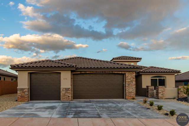 477 S 20 W, Ivins, UT 84738 (MLS #19-202762) :: Remax First Realty