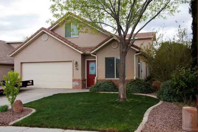 59 W 1060 N, Hurricane, UT 84737 (MLS #19-202794) :: Diamond Group