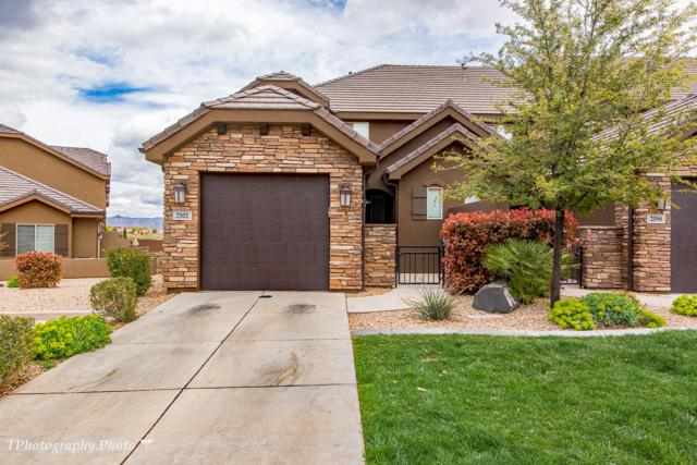 2102 N Coral Ridge Dr, Washington, UT 84780 (MLS #19-202827) :: Diamond Group