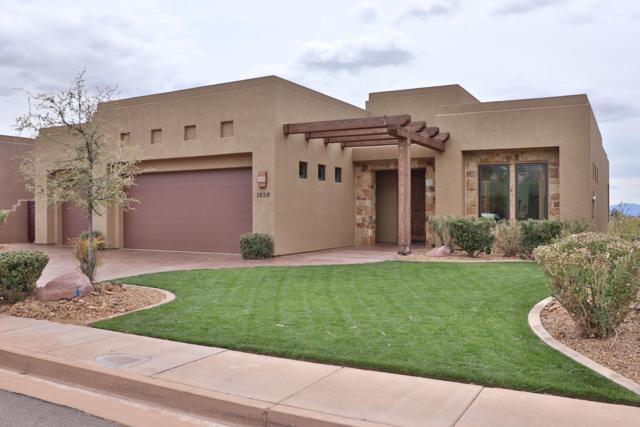 1659 W Red Cloud Dr, St George, UT 84770 (MLS #19-202828) :: Diamond Group