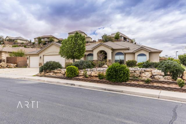 3069 S Ledge Rock Dr, St George, UT 84790 (MLS #19-202841) :: The Real Estate Collective