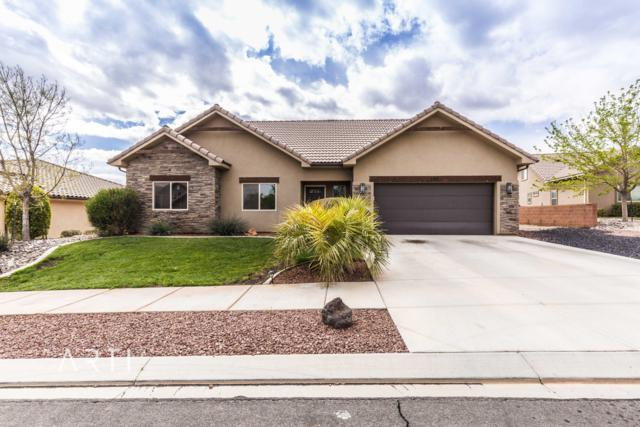265 N Falcon Ct, Ivins, UT 84738 (MLS #19-202854) :: Remax First Realty