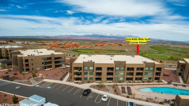 5228 Villas Dr N #4-305, Hurricane, UT 84737 (MLS #19-202904) :: Remax First Realty