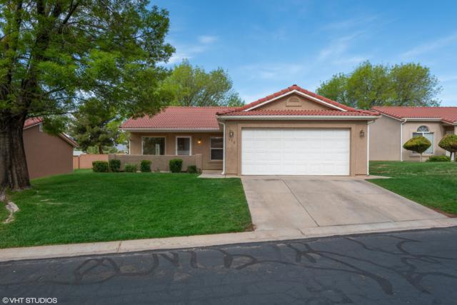 478 S Fiesta Dr, Ivins, UT 84738 (MLS #19-202906) :: Remax First Realty