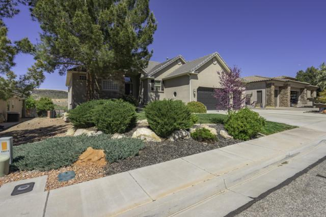 1727 E Flagstone, St George, UT 84790 (MLS #19-202911) :: Remax First Realty