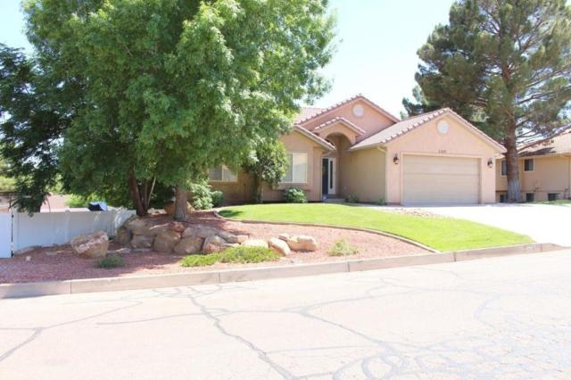 1137 Escalante Dr, St George, UT 84790 (MLS #19-202913) :: Remax First Realty