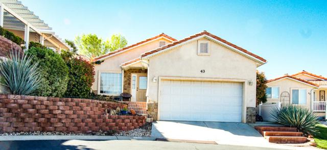 1360 E Telegraph #43, Washington, UT 84780 (MLS #19-202932) :: The Real Estate Collective