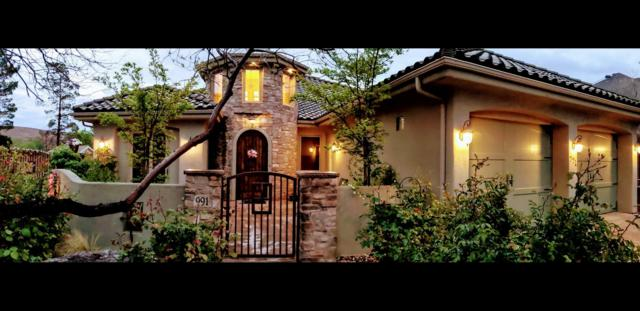 991 W Mulberry Dr, St George, UT 84790 (MLS #19-202993) :: The Real Estate Collective