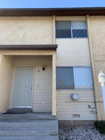 101 N 1850 W #40, Cedar City, UT 84720 (MLS #19-203012) :: Remax First Realty
