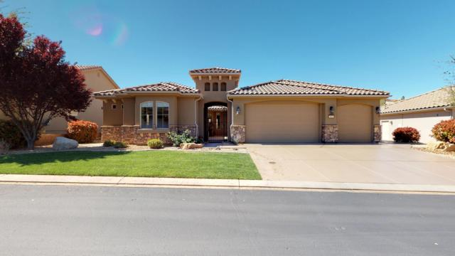 4964 S Bonita Bay Dr, St George, UT 84790 (MLS #19-203057) :: The Real Estate Collective