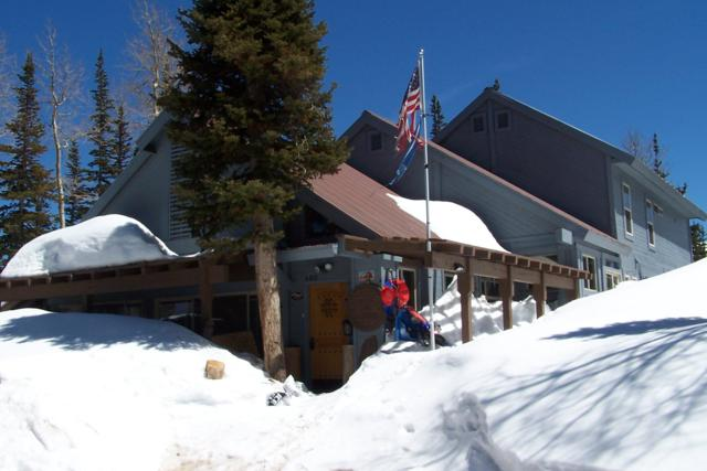 480 W Hunter Ridge Dr Navajo Ridge Bl, Brian Head, UT 84719 (MLS #19-203058) :: The Real Estate Collective