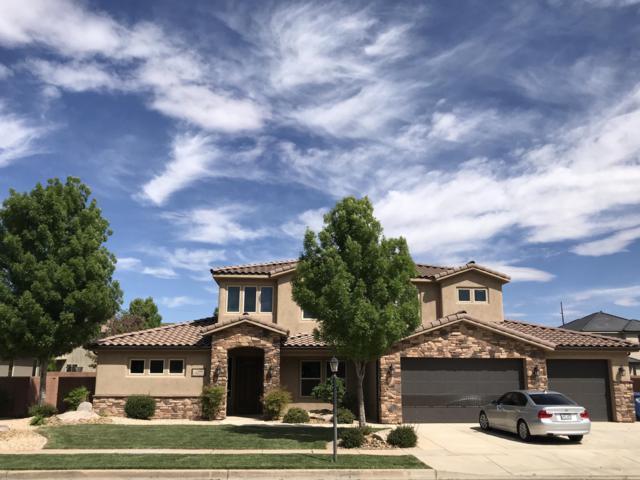 2551 S Songbird Cir, Washington, UT 84780 (MLS #19-203069) :: The Real Estate Collective