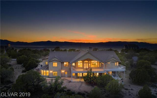 1309 S Panorama Drive, Cedar City, UT 84720 (MLS #19-203071) :: The Real Estate Collective