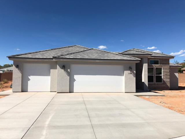 1188 W 790 N, St George, UT 84770 (MLS #19-203224) :: Diamond Group