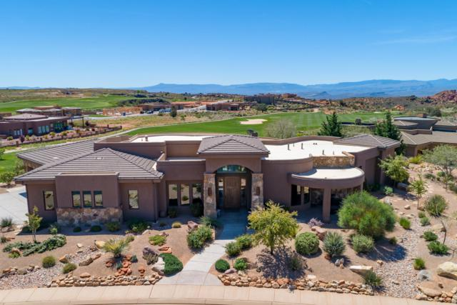 4977 N Silver Cloud Dr, St George, UT 84770 (MLS #19-203234) :: The Real Estate Collective