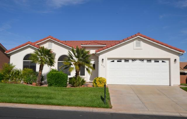 473 S Chula Vista Dr, Ivins, UT 84738 (MLS #19-203246) :: Remax First Realty