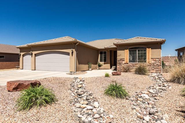 567 E White Ridge Dr, St George, UT 84790 (MLS #19-203277) :: Red Stone Realty Team