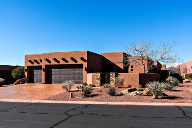 2329 N Cohonina Trail, St George, UT 84770 (MLS #19-203327) :: Team SURGE @ KW St. George
