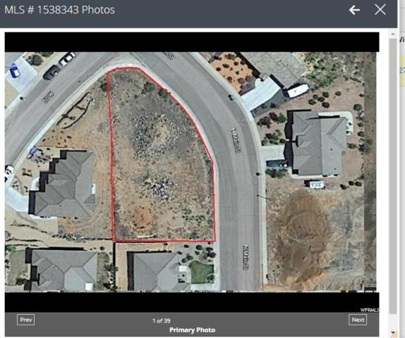 1245 N Main St #86, Hurricane, UT 84737 (MLS #19-203373) :: Diamond Group