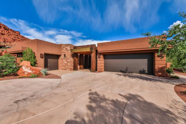 2331 W Entrada Trail # 101, St George, UT 84770 (MLS #19-203464) :: Remax First Realty