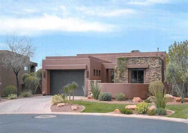 2139 Cougar Rock Cir #132, St George, UT 84770 (MLS #19-203520) :: Remax First Realty
