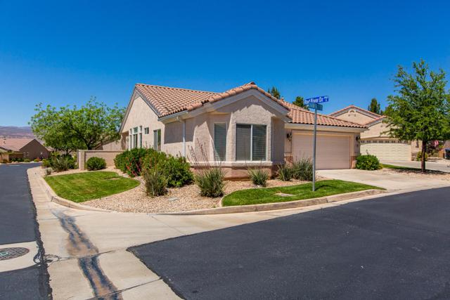 1832 W Warm River Dr, St George, UT 84790 (MLS #19-203540) :: Remax First Realty