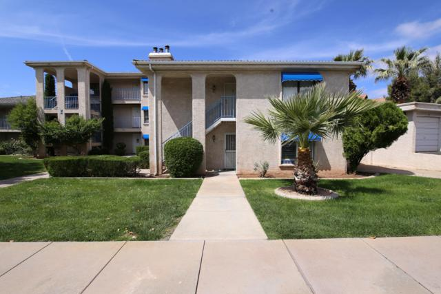 860 S Village #Z-5, St George, UT 84770 (MLS #19-203607) :: The Real Estate Collective
